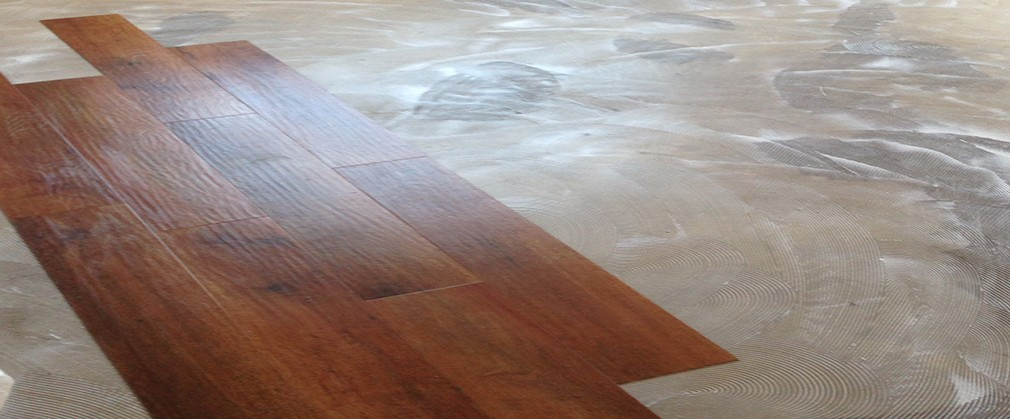 Luxury Vinyl Flooring - Laid to Perfection..